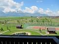 Výhľad z balkóna